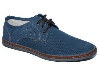 Обувь мужская AT 589 джинс, обувь интернет магазин