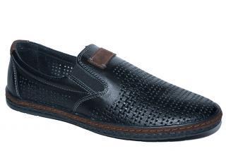 Обувь мужская AT 613 л чер, обувь интернет магазин
