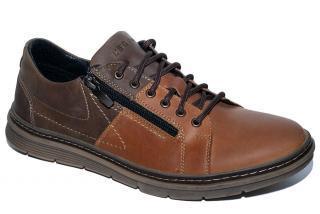 Обувь мужская LN 245-1 к/кирп, обувь интернет магазин